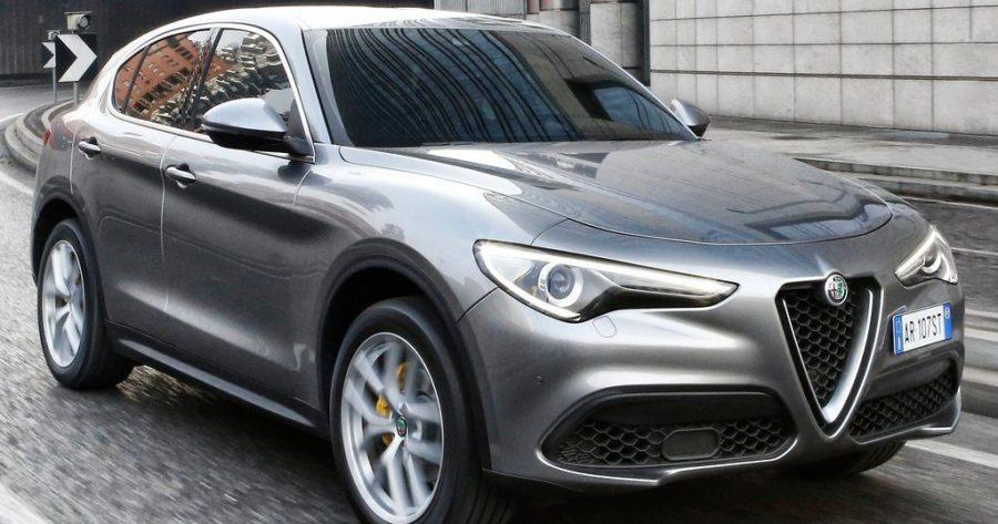 Alfa Romeo Stelvio 2.2 Business