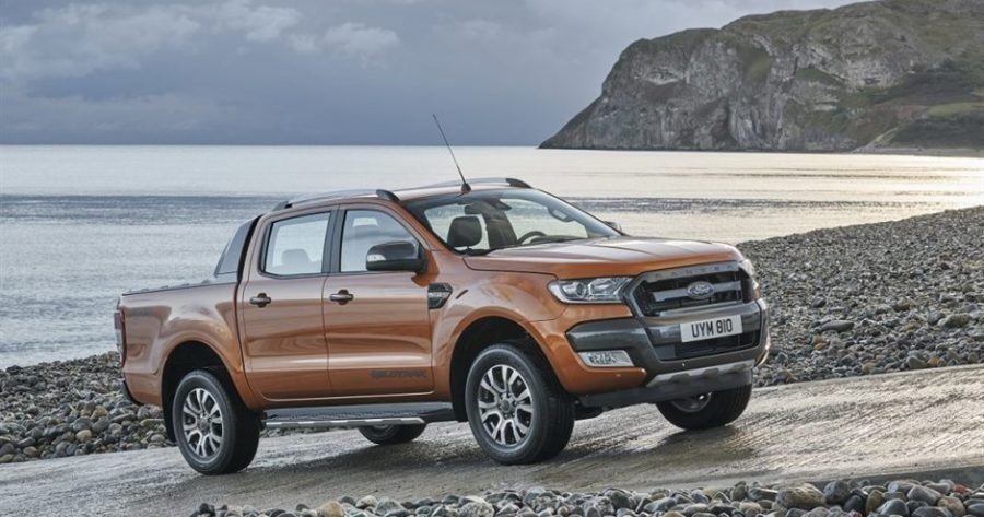 FORD RANGER AUT. LIMITED 4WD 2.2 TDCi 170CV DC