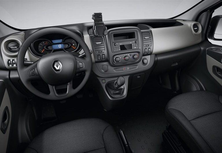 Renault Trafic 9 posti
