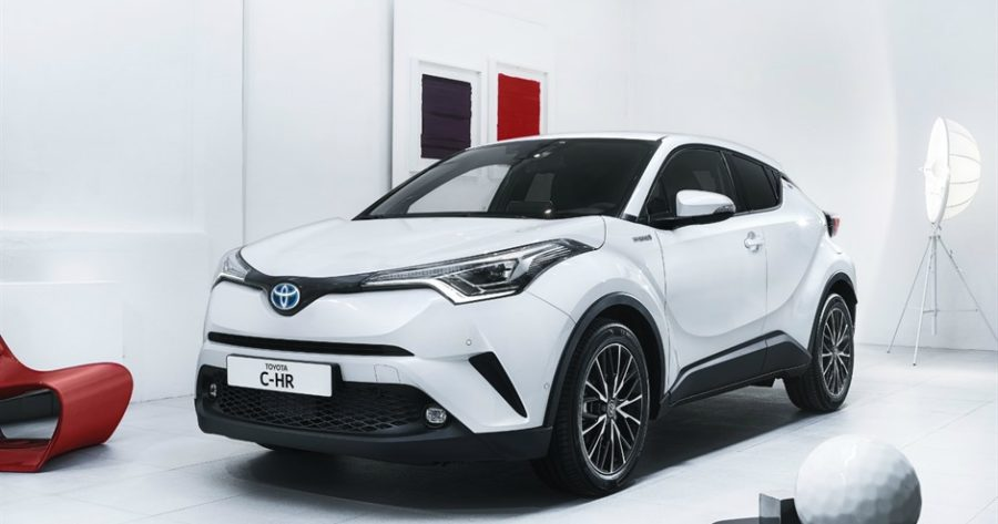 TOYOTA C-HR 1.8H (122CV) E-CVT Business Sport utility vehicle (Euro 6.2)