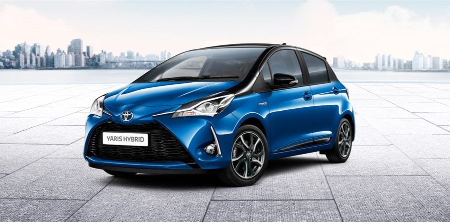 TOYOTA YARIS LP 1.5 Hybrid Business