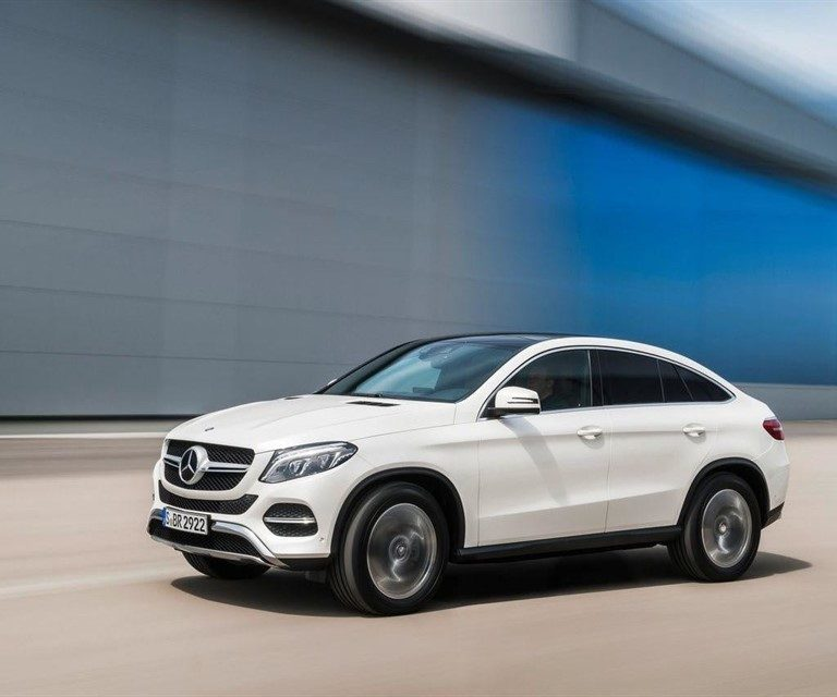 MERCEDES-BENZ GLC COUPÈ GLC 220 D 4Matic Business Sport