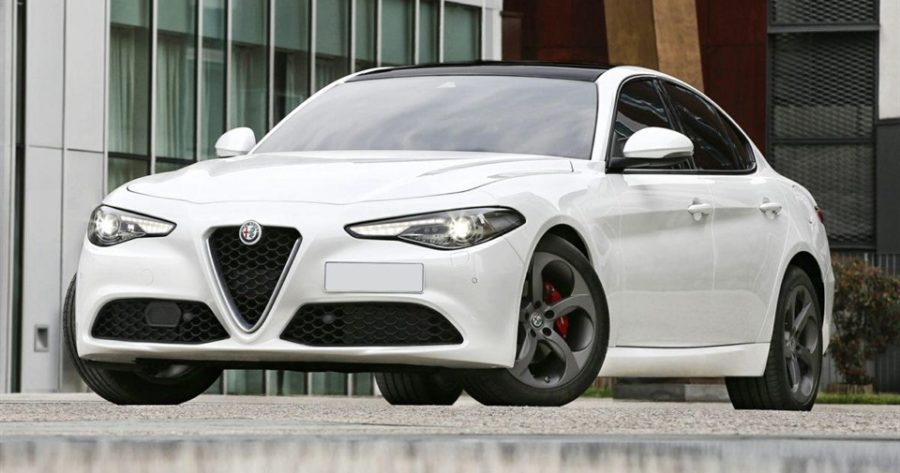 Alfa Romeo Giulia 2.2 Turbo 160cv Business