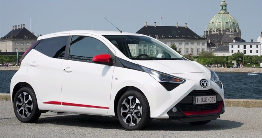 TOYOTA AYGO 1.0B MMT 5P X-BUSINESS