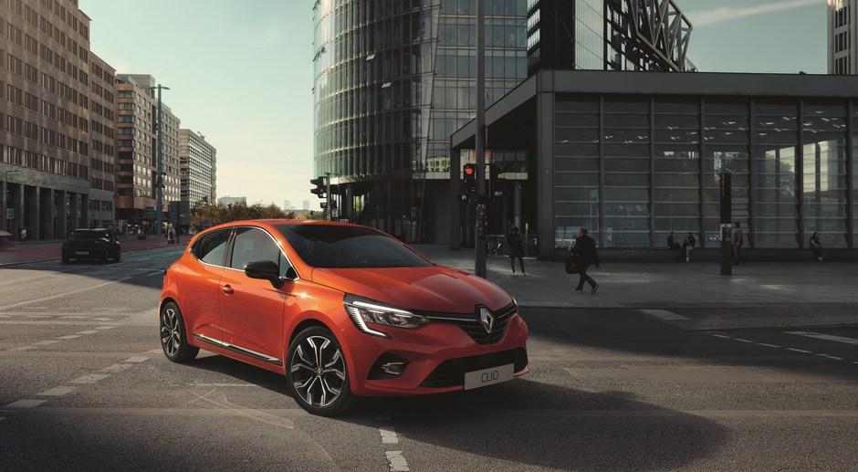 Nuova Renault Clio: debutto al Salone di Ginevra 2019