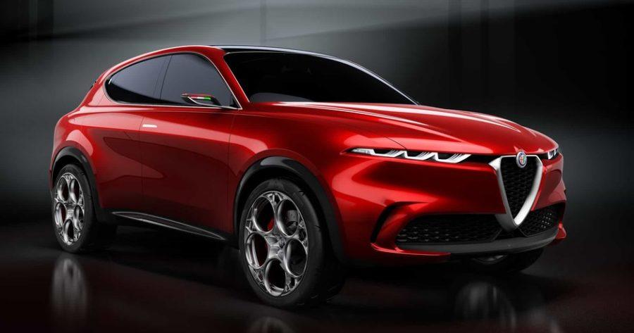 Tonale: il nuovo suv ibrido di Alfa Romeo