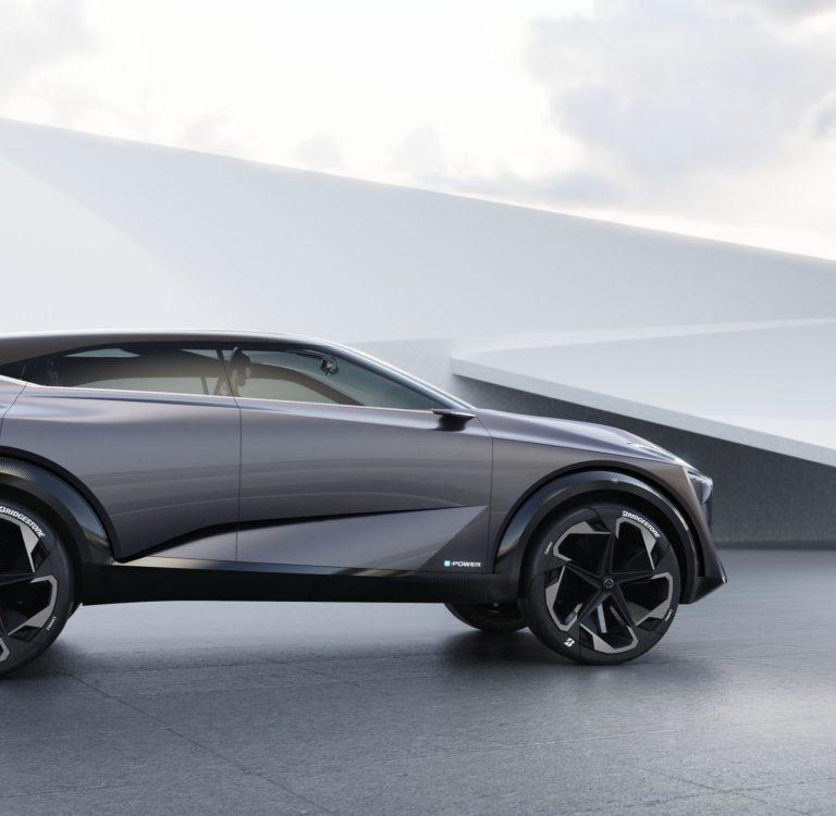 Nissan al Salone di Ginevra: svelato il prototipo di IMQ