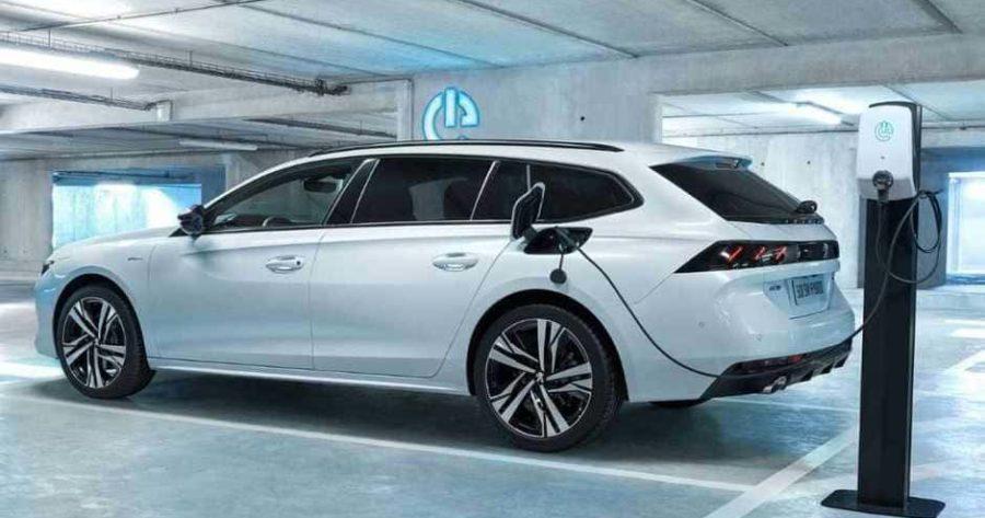 Peugeot 508 SW HYbrid: debutto al Salone di Torino 2019
