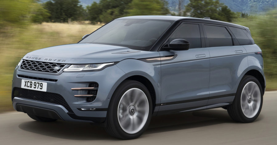 LAND ROVER Range Rover Evoque 2.0D I4 150CV AWD Business Edition