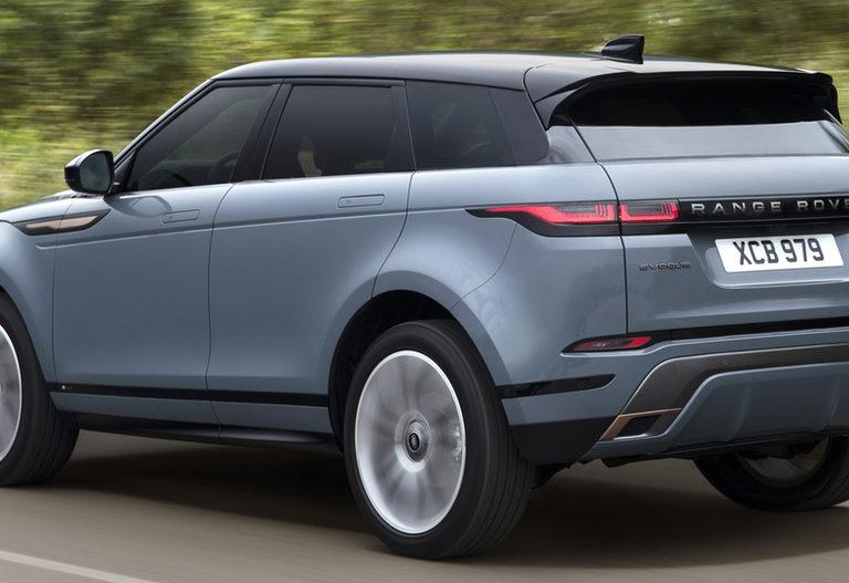 Land Rover Range Rover Nuova Evoque