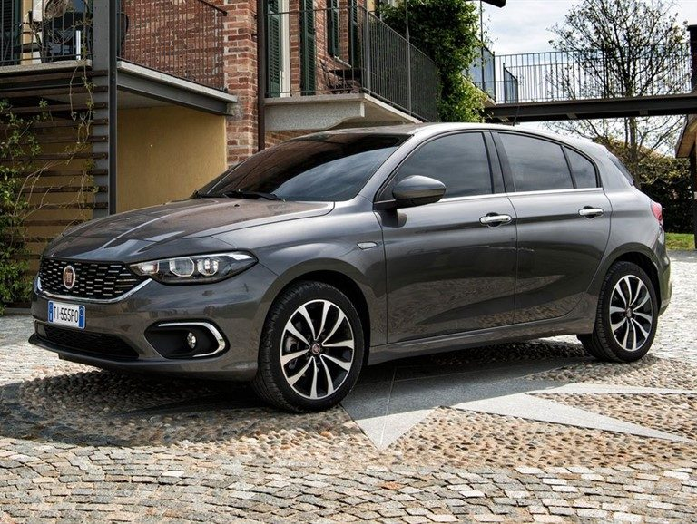 Fiat Tipo 1.3 Mjet Business