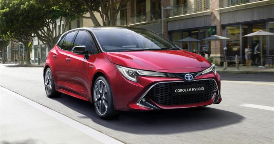 TOYOTA COROLLA 1.8 Hybrid Business Hatchback