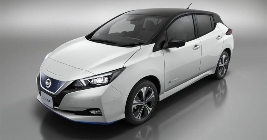 NISSAN LEAF Business 40KWh Hatchback 5-door