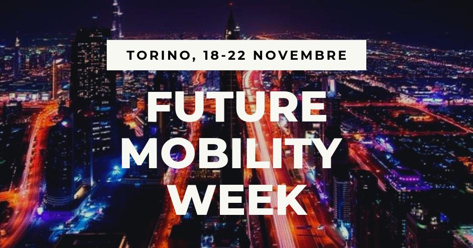 Future Mobility Week 2019: il futuro della mobilità a Torino