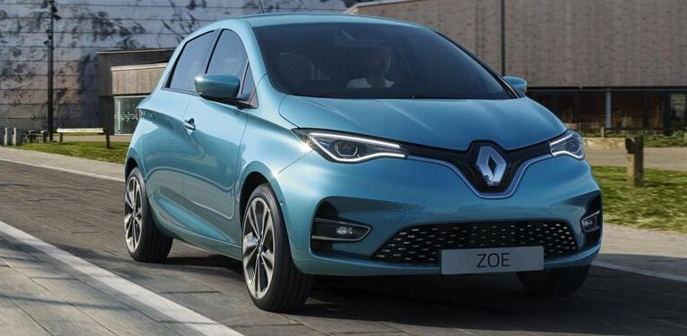 Miglior auto da flotta elettrica? Renault Zoe: premiata al MissionFleet Awards