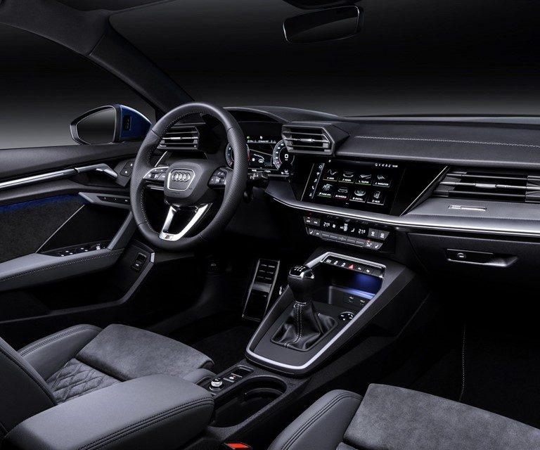 Nuova A3 Sportback 2.0 TDI 116cv Business a noleggio