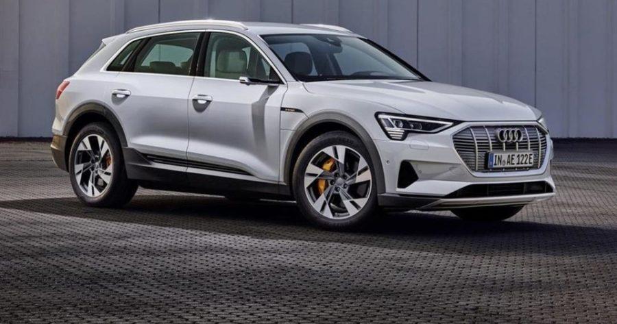 Audi e-tron 50 quattro 313cv