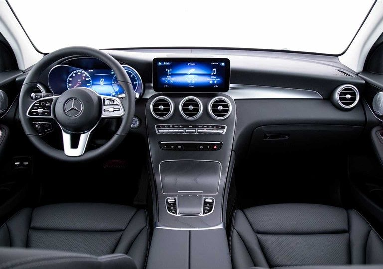 Mercedes GLC 220 d 4Matic Business Extra a noleggio