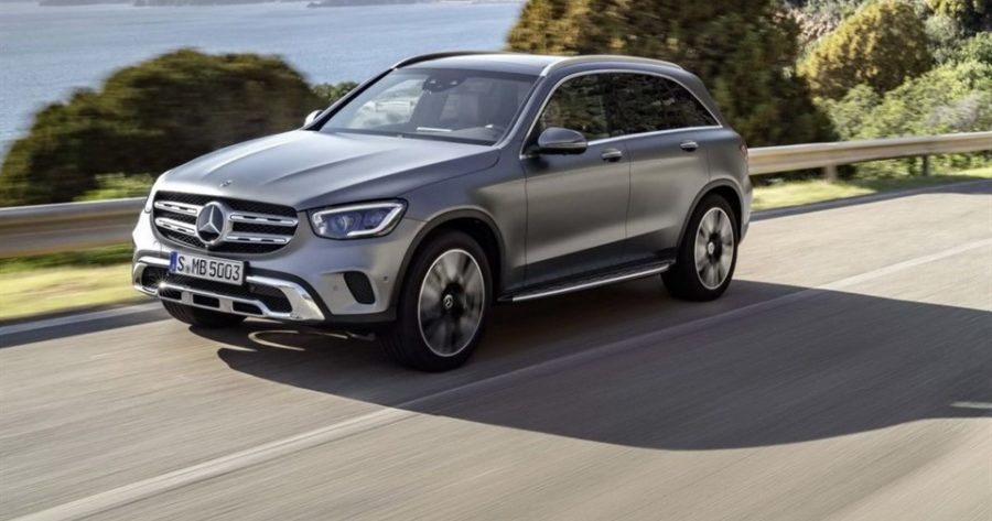 Mercedes GLC 220 d 4Matic Business Extra