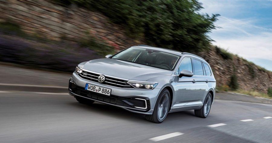 Volkswagen Passat 1.4 GTE Plug-In Hybrid 218cv