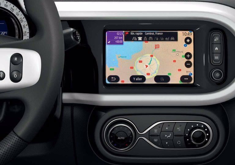 Renault Twingo Elettrica a noleggio